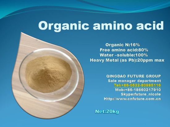Foliage Fertilizer Amino Acid