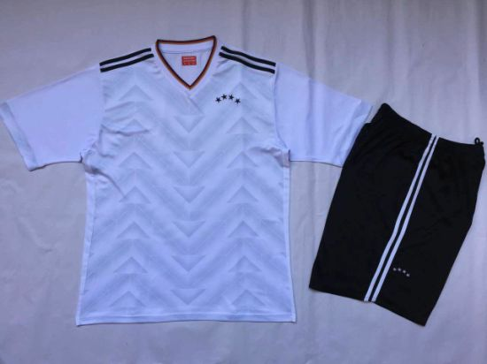China Wholesale Sports Apparel Soccer Jersey Germany