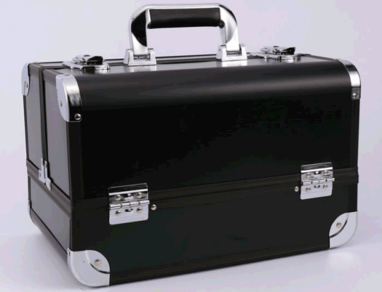 Large Capacity Portable Multifunctional Dressing Aluminum Makeup Cases pictures & photos