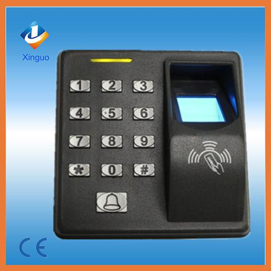 China Biometric Fingerprint Access Control with IC ID Card
