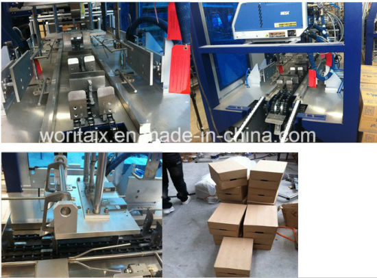 15 Cartons Per Minute Carton Packing Machine for Bottles (WD-XB15) pictures & photos