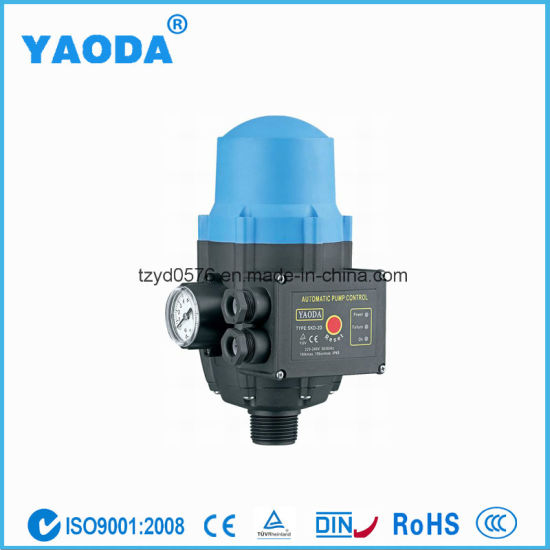 Ce Approved Pressure Switch for Water Pump (SKD-2D) pictures & photos