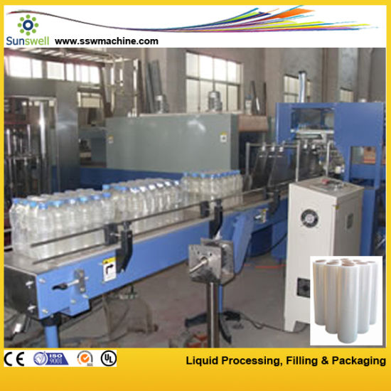Linear Type Thermal Film Packing Machine / Equipment pictures & photos