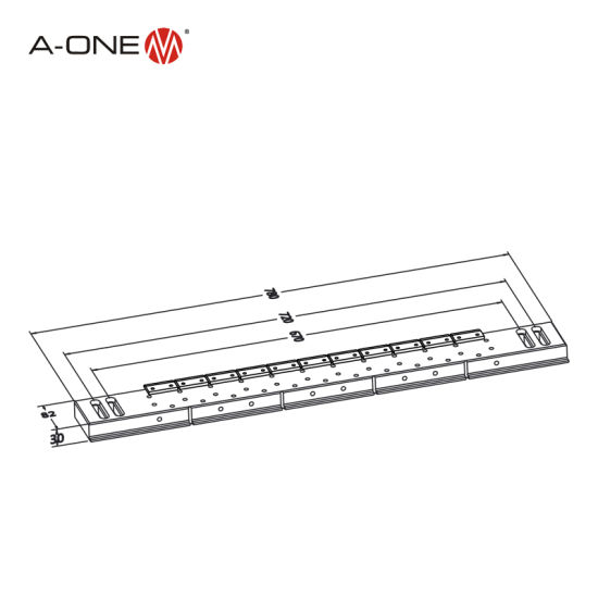 China Agie Charmilles Clamping Beam for Wire Cut EDM Machine 3A ...