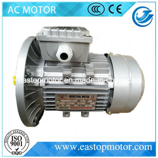 0.09kw-18.5kw Gearbox Motor with Aluminum Housing