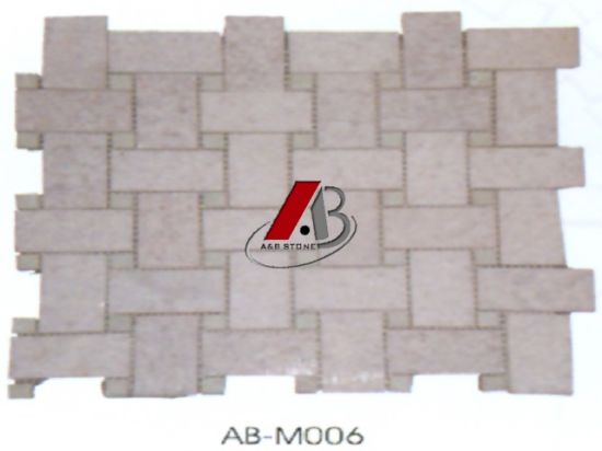 Natural Marble Mosaic Tiles and Partterns pictures & photos