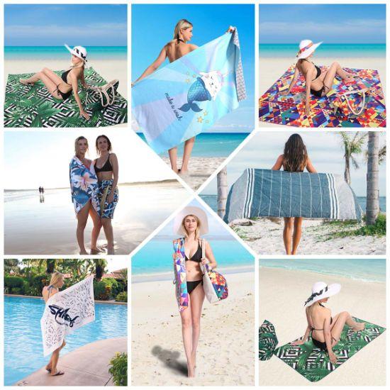 Quick Dry Towel Microfiber Bath Outdoor Sports Travel Sport Swimming Beach Towel