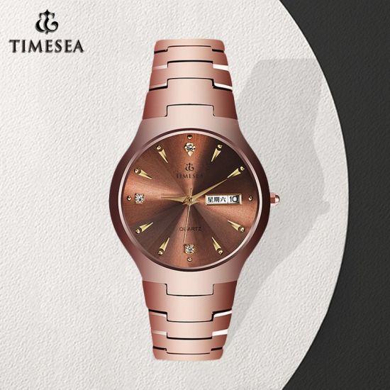 OEM Men's Watches Gift Watch with Tungsten Steel Band 72184