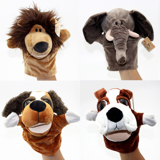 Custom Plush Stuffed Animal Hand Puppet pictures & photos