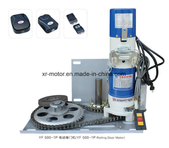Yf300-1p/500-P Rolling Door Motor pictures & photos
