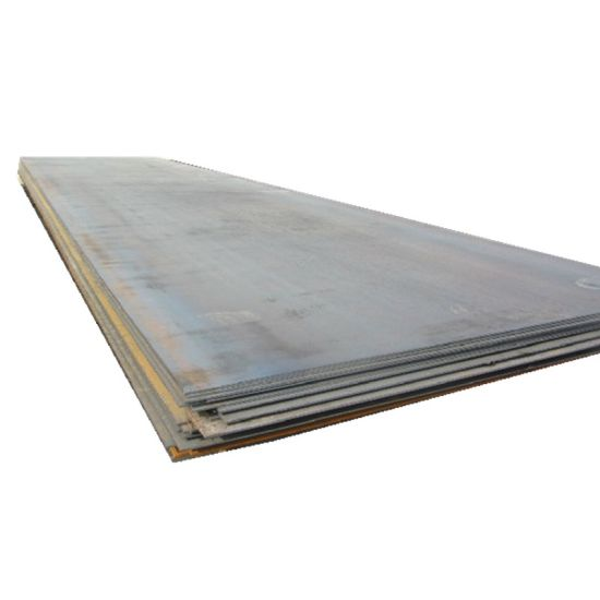 Building Material Hot Rolled S355j2 Alloy Steel Plate