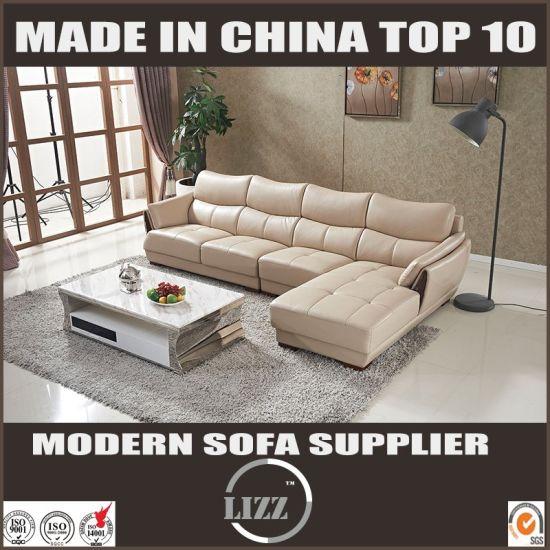 Brilliant China Cheap White Leather Sectional Living Room Sofa China Ibusinesslaw Wood Chair Design Ideas Ibusinesslaworg