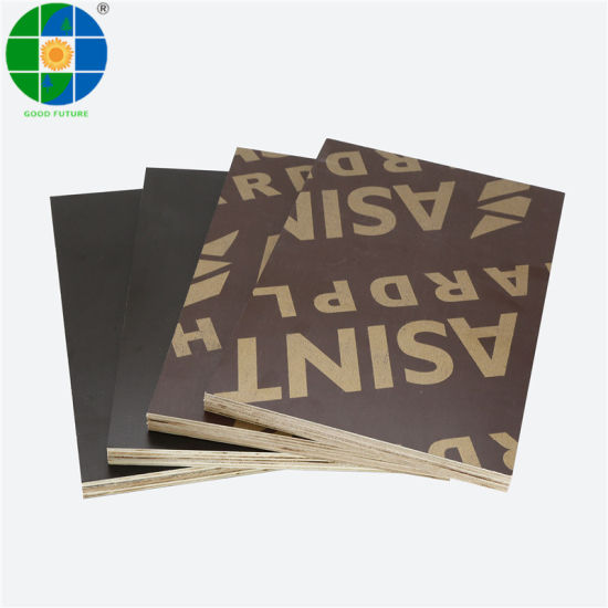 Black Brown Film Faced Plywood Anti Slip Concrete Formwork Board Building Material Board Marine Plywood for Construction