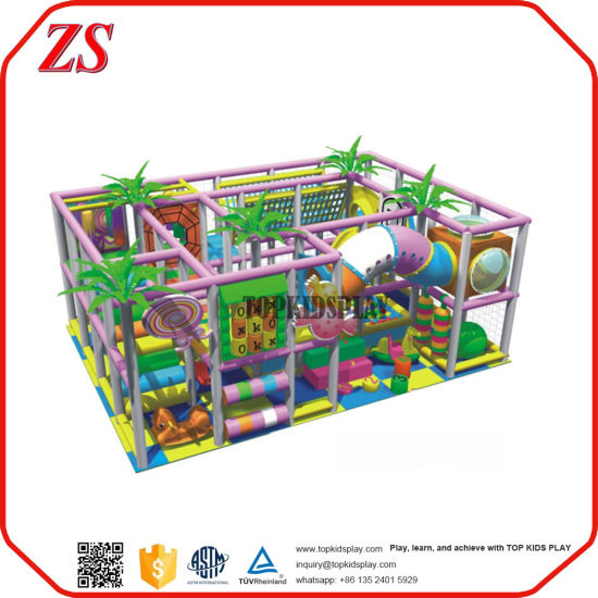 Great Indoor Soft Play Area Amusement Park Rides Indoor Playground pictures & photos