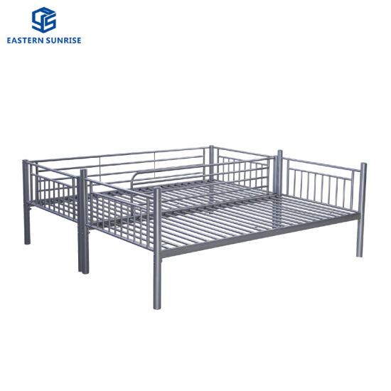 Stupendous Modern School Bedroom Dormitory Room Furniture Metal Bunk Bed Creativecarmelina Interior Chair Design Creativecarmelinacom