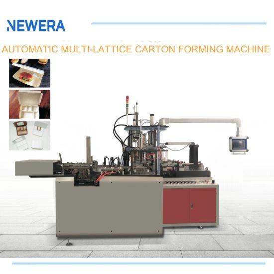 Fully Automatic Multi-Lattice Carton Forming Machine