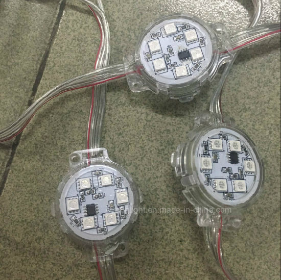 SMD5050 LED 50mm Diameter LED Point Light Source Building Decoration pictures & photos