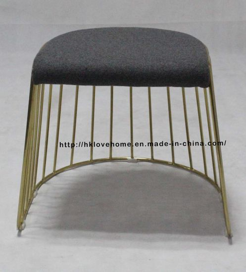 Brilliant China Dining Restaurant Furniture Stackable Gold Gray Wire Dailytribune Chair Design For Home Dailytribuneorg