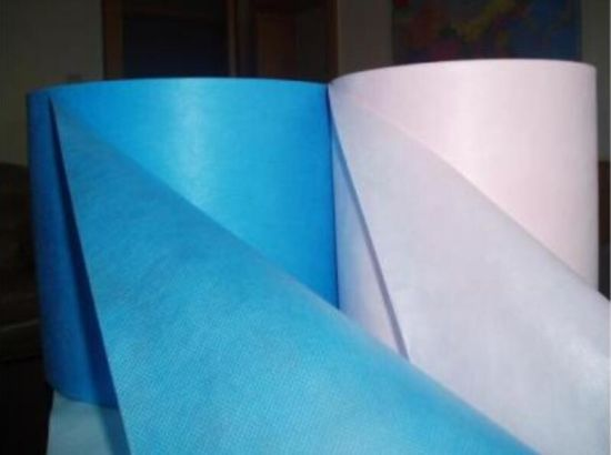 Wholesale High Quality PP Spunbond Nonwoven Fabric Rolls