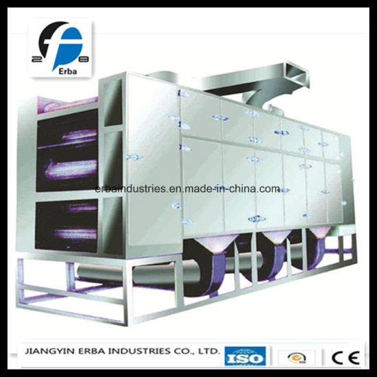 Dw Series Mesh Belt Dryer for Pharmaceutical Chemical Foodstuff pictures & photos