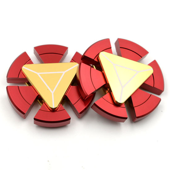 Popular Toy Iron Man Fidget Hand Spinner pictures & photos