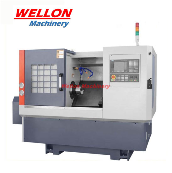 High Speed CNC Lathe Machine with Slant Bed (TCK6336)