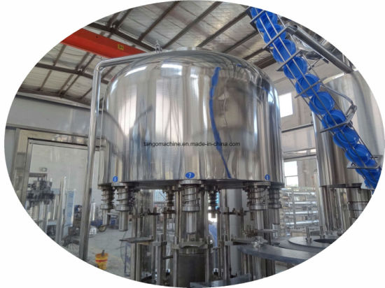 Drinking Water Filling Packaging Making Machine for Pet Bottle pictures & photos