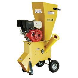 9HP Gasoline Shredder Tree Branch Grinder Machine