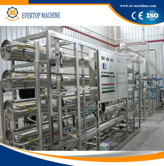 RO Drinking Water Purified Machine Water Treatment Plant pictures & photos