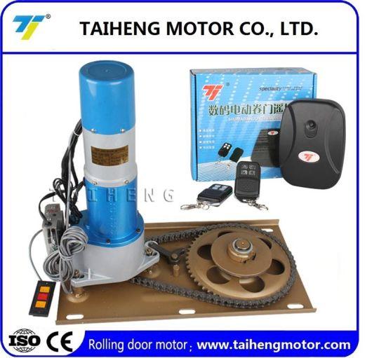 AC Copper Rolling Shutter Door Motors with High Quality From Zhangzhou