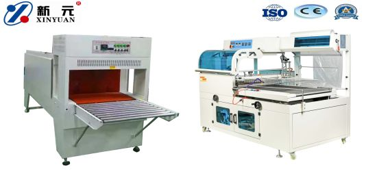Xinyuan PE Shrink Wrapping Machine Automatic Side Sealer Shrink Machine