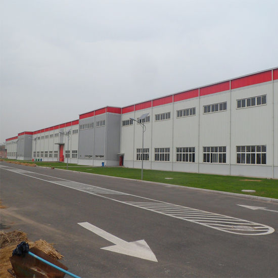 Prefabricated Design Steel Pre-Engineered Professional Design Good Price Warehouse pictures & photos