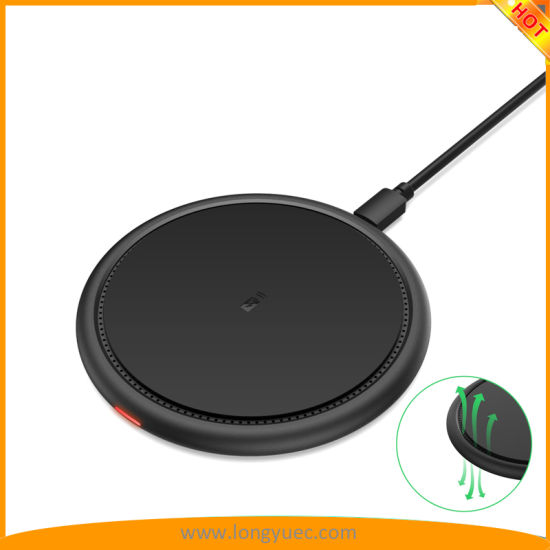 High Quality Qi Wireless Power Pad Charger for Samsung iPhone All Qi-Enable Devices