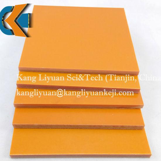 High Quality 3021 Phenolic Paper Laminated Sheet / Bakelite Sheet
