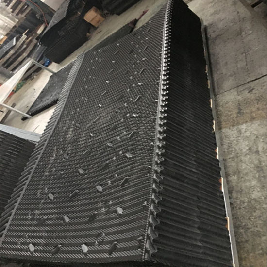 Marley Cooling Tower Hanging Cross Flow PVC Film Fill pictures & photos