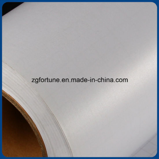 PVC Cold Laminating Film Frosted Photo Lamination Film Self Adhesive PVC Decorative Film pictures & photos
