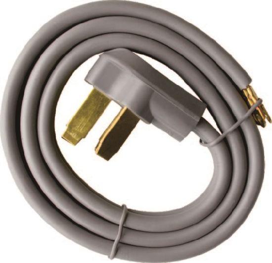 3-Wire 40A Range Cord, Power Cord 125V/250V 06-Ggpt820