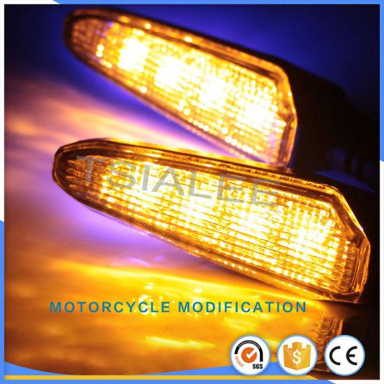 Turn Signal Indicator Light Blinker Lamp Super Bright Motorcycle LEDs