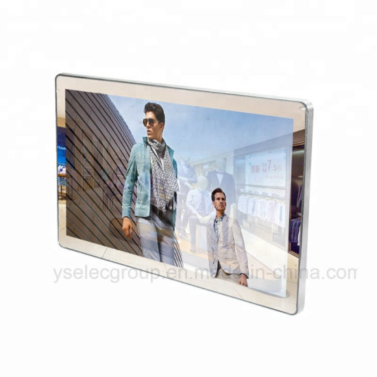 Yashi 32inch Magic Mirror with Motion Sensor Advertising Display
