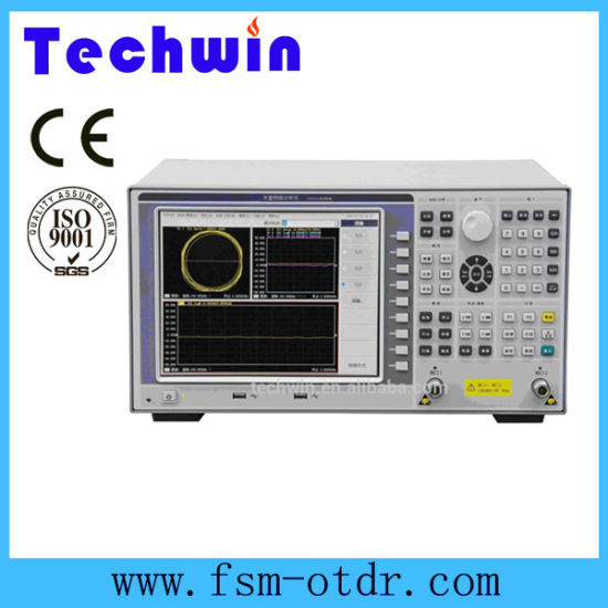 China Techwin High Precision Microwave Measurement Vector Network