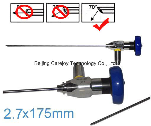 Factory Price Rigid Sinuscope 2.7*175mm Ent Endoscope Storz Compatible-Fanny pictures & photos