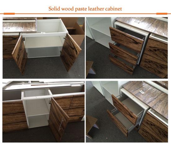 China Wholesale Affordable Wood Veneer Near Me Kitchen Cabinets Furniture China Birch Furniture Melamine Furniture