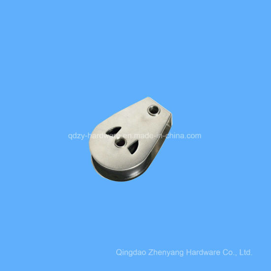 Stainless Steel Pulley with Nylon Sheave (B1-110)