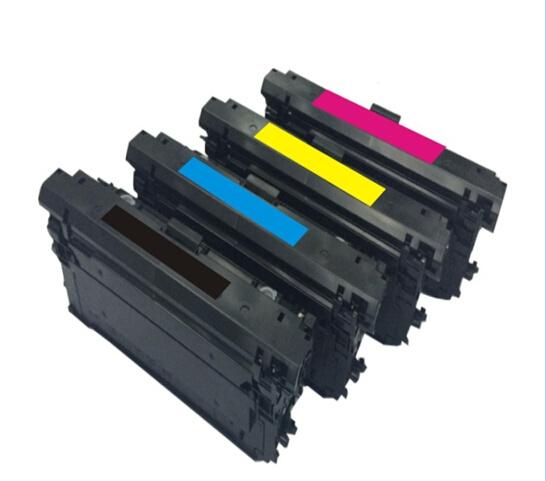 China Cf320a 321a 322a 323a Color Laser Printer Toner Cartridge For