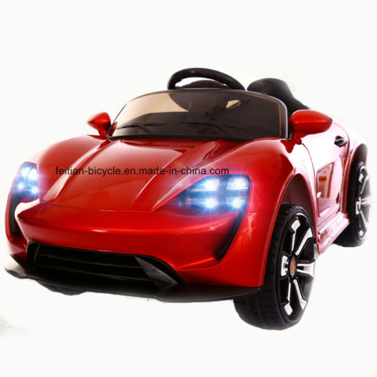 China Baby Luxury 2 Seater Toys Electric Sport Cars For Kids China