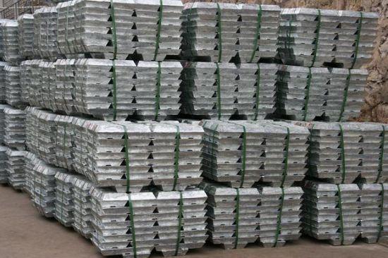 2018 China Aluminium Ingot Purity 99.7% A7