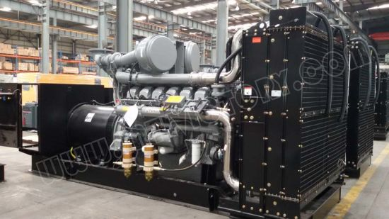 250kVA ISO Certified Diesel Generating Set with Germany Deutz Engine pictures & photos