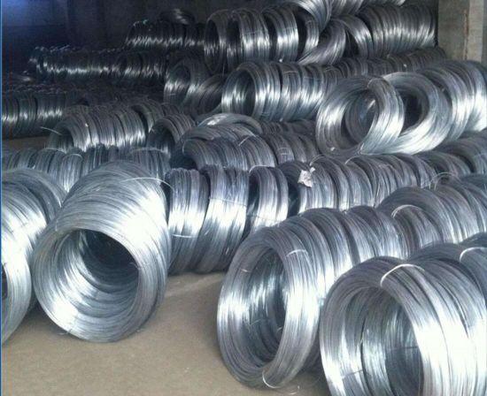 Galvanized Binding Wire 20gauge Galvanized Steel Wire High Carbon