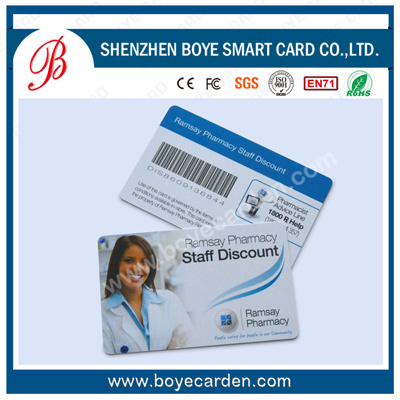 Professional Hologram Overlay Printer ID Card pictures & photos