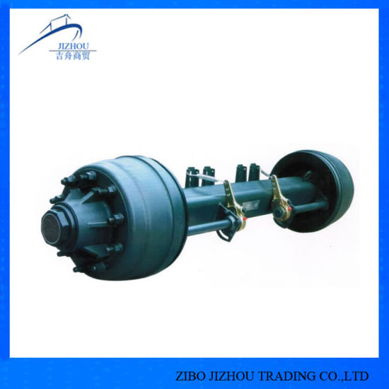American Type 13t Outboard Drum/Axle for Trailer Truck